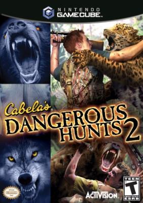 Cabelas Dangerous Hunts 2 Cover Art