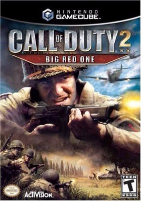 Call of Duty 2: Big Red One Cover Art