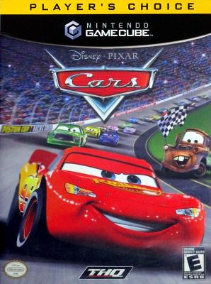 Cars [Player's Choice] Cover Art