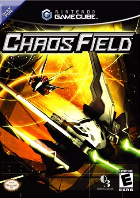 Chaos Field Cover Art