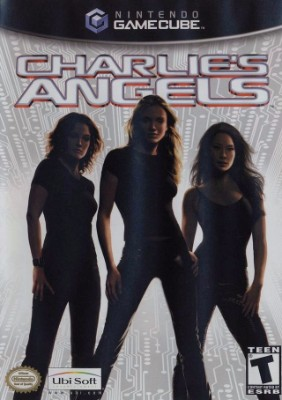 Charlie's Angels Cover Art