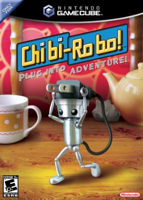 Chibi-Robo Cover Art