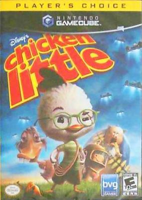 Chicken Little [Player's Choice] Cover Art