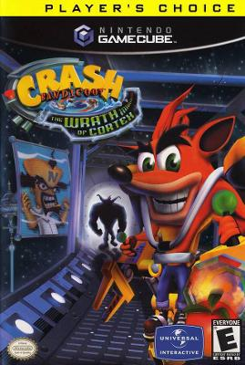Crash Bandicoot: The Wrath of Cortex [Player's Choice] Cover Art