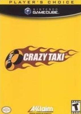Crazy Taxi [Player's Choice] Cover Art