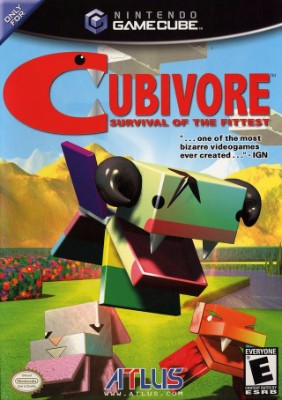 Cubivore: Survival of the Fittest Cover Art