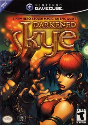 Darkened Skye Cover Art