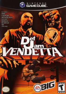 Def Jam Vendetta Cover Art