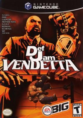 Def Jam Vendetta Cover Art