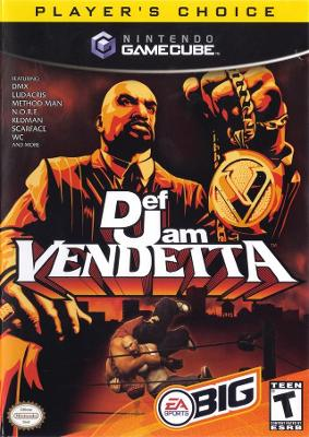 Def Jam Vendetta [Player's Choice] Cover Art