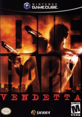 Die Hard: Vendetta Cover Art