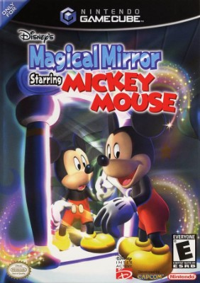 Magical Mirror Starring Mickey Mouse Cover Art