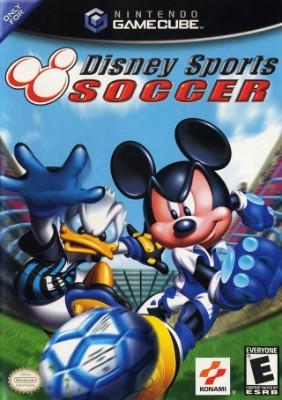 Disney Sports: Soccer Cover Art