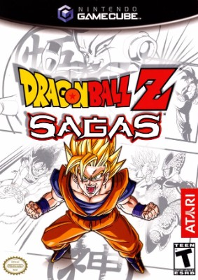 Dragon Ball Z: Sagas Cover Art