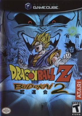 Dragon Ball Z: Budokai 2 Cover Art