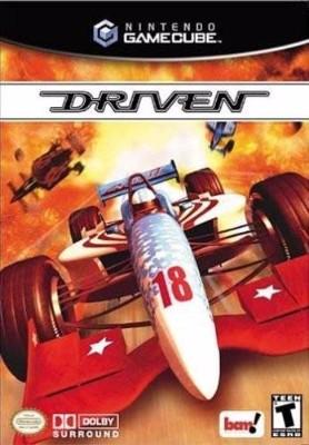Driven Cover Art