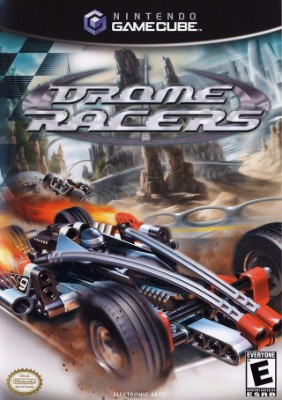 Drome Racers Cover Art
