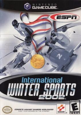 ESPN International Winter Sports 2002 Cover Art