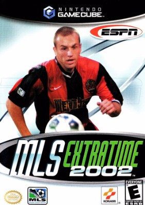 ESPN MLS ExtraTime 2002 Cover Art