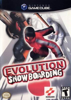 Evolution Snowboarding Cover Art