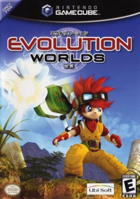 Evolution Worlds Cover Art