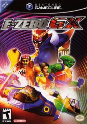 F-Zero GX Cover Art