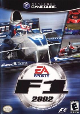 F1 2002 Cover Art