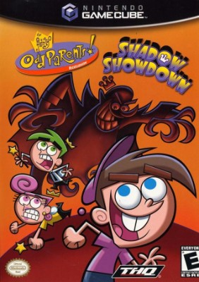 Fairly OddParents Shadow Showdown Cover Art