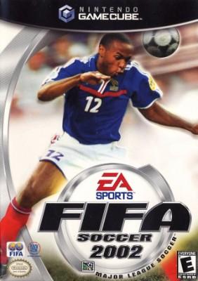 FIFA Soccer 2002 Cover Art