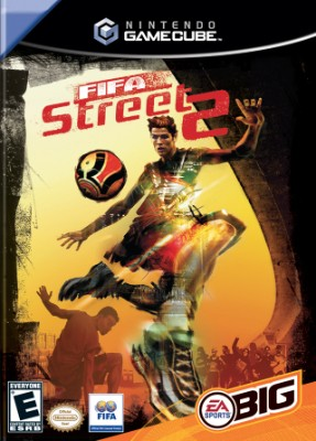 FIFA Street 2 Cover Art