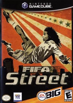 FIFA Street Cover Art
