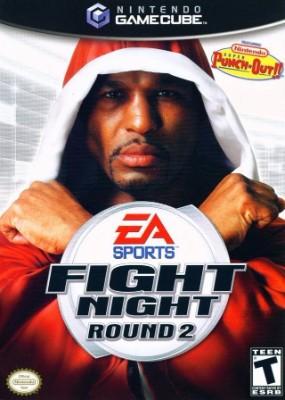 Fight Night Round 2 Cover Art