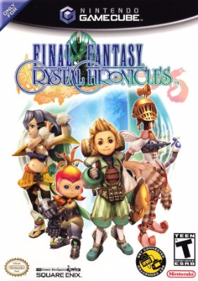Final Fantasy: Crystal Chronicles Cover Art
