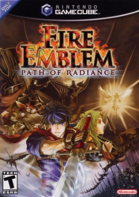 Fire Emblem: Path of Radiance Cover Art