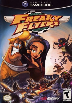 Freaky Flyers Cover Art