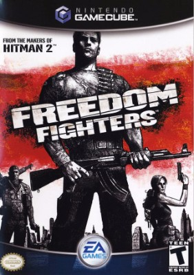 Freedom Fighters Cover Art