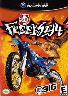 Freekstyle Cover Art