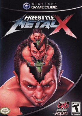 Freestyle Metal X Cover Art