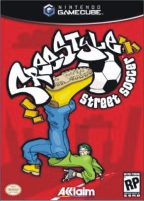 Freestyle Street Soccer Cover Art