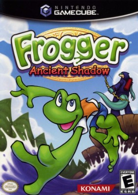 Frogger: Ancient Shadow Cover Art
