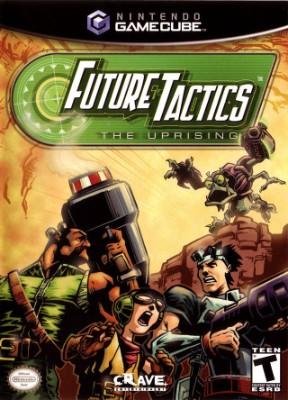 Future Tactics: The Uprising Cover Art