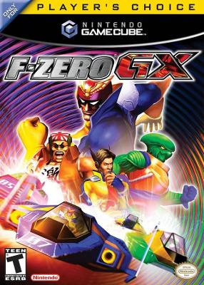 F-Zero GX [Player's Choice] Cover Art