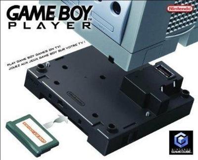 Game Boy Player [Black] Cover Art
