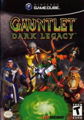 Gauntlet: Dark Legacy Cover Art