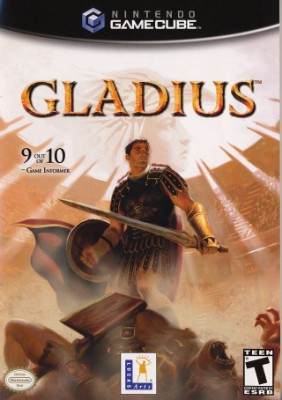 Gladius Cover Art
