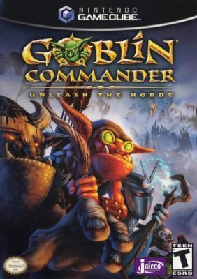 Goblin Commander: Unleash the Horde Cover Art