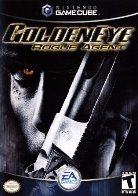 GoldenEye: Rogue Agent Cover Art
