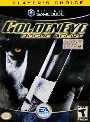 GoldenEye: Rogue Agent [Player's Choice] Cover Art