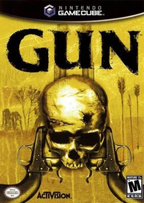 Gun Cover Art