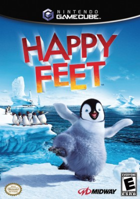Happy Feet Cover Art